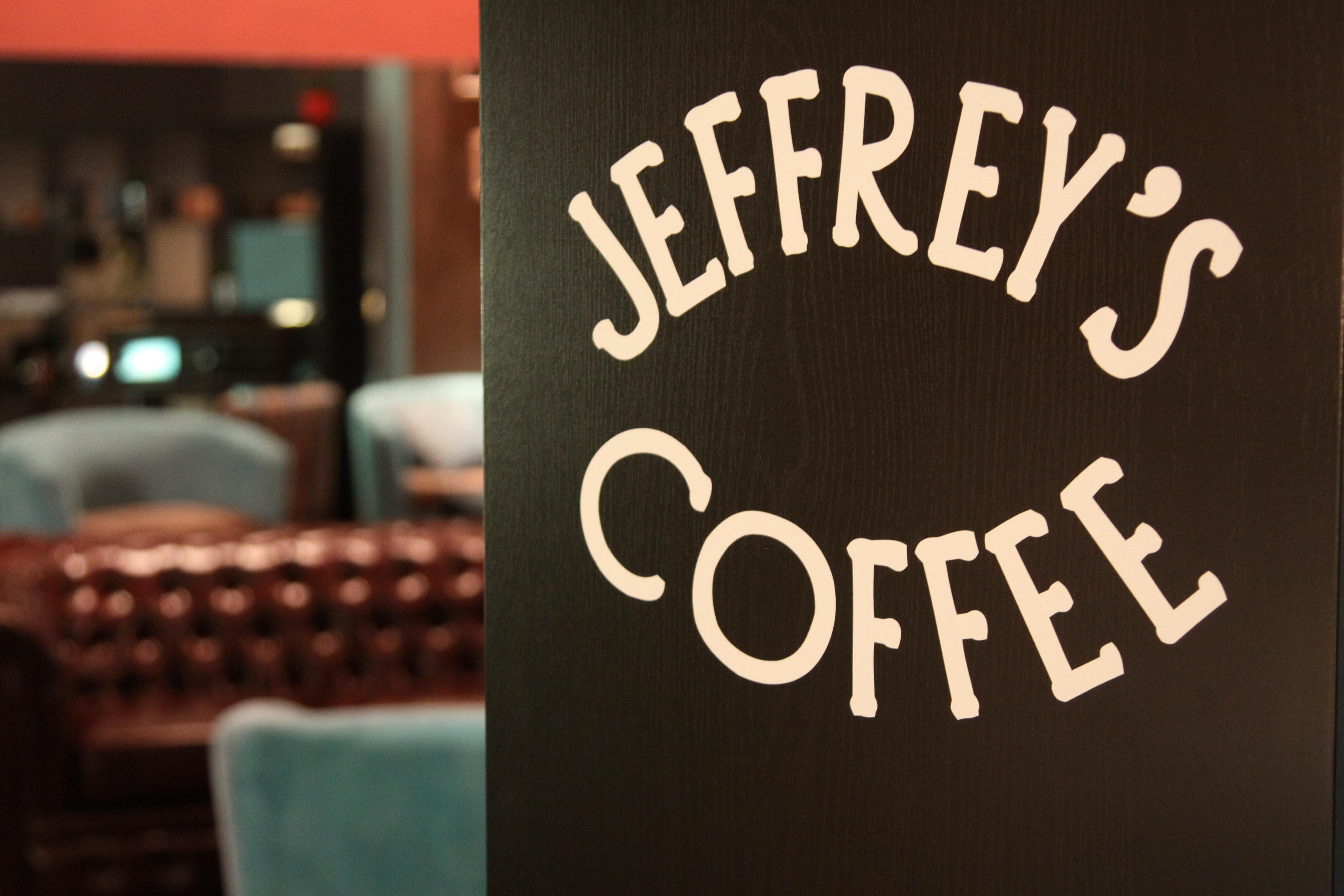 Выпускники открыли тайм-кофейню Jeffrey's Coffee — Новости ...